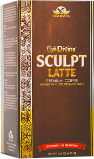 sculpt latte vida divina