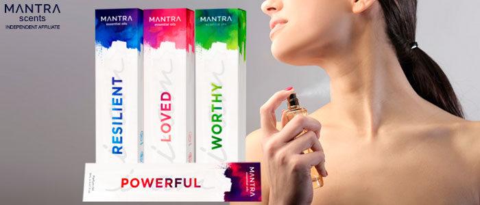 aromas de mantra my daily choice