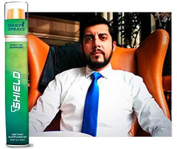 spray mdc shield testimonio
