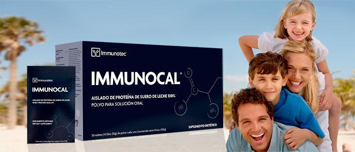 immunocal azul