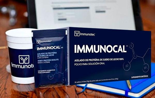 immunocal contraindicaciones
