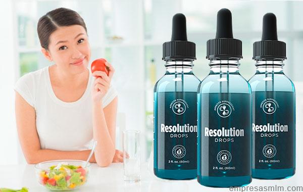 alimentos permitidos con las gotas resolution