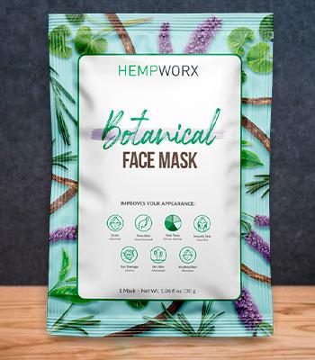 hempworx face mask