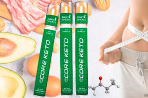 core keto my daily choice